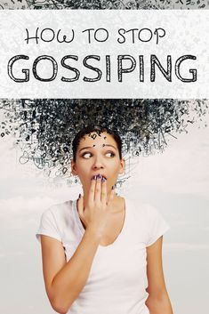 "How to Stop Gossiping!  I'm going to confess. I have a Huge.Gossiping.Addiction. and its bad. I didnt even realize it was such a big thing, I really just thought it was something all girls did after all I was born and raised on gossip. Growing up I heard so much gossip, the seemingly innocuous kind, for example: ""Did you hear that your cousin Alice got a 1500 on her SAT and got accepted to Harvard? So how do I stop??"