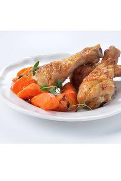 slankeretter med kylling
