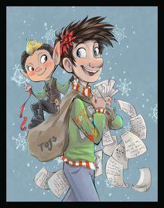 Arthur Christmas (arthurchristmas) on Pinterest