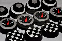 race Oreo cookies by SweetTreatsSJ on Etsy, $30.00