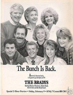 never seen pictures of the brady bunch | bradysAd.jpg