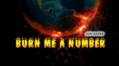 Ace Eshed - Burn Me A Number - Lyrics   ace music