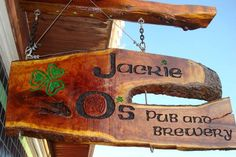 Jackie O's Pub and Brewery