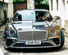 The Bentley Continental GT Speed - Super Car Center Bentley Continental Gt Speed, Bentley Gt, Luxury Boat, Bentley Motors, Lux Cars, High End Cars, Expensive Cars, Amazing Cars, Bentley Rolls Royce