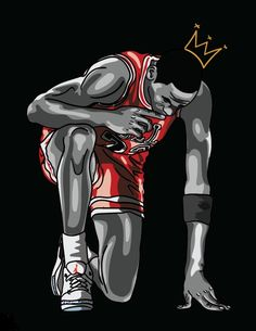 Michael Jordan The King