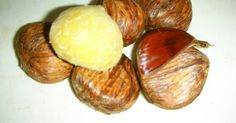 How to Peel and Boil Chestnuts Using a Pressure Cooker Recipe - Yummy this dish is very delicous. Let's make How to Peel and Boil Chestnuts Using a Pressure Cooker in your home! Home Recipes, Paleo Recipes, Asian Recipes, Cooking Recipes, Ethnic Recipes, Using A Pressure Cooker, Pressure Cooker Recipes, Pressure Cooking, Slow Cooker