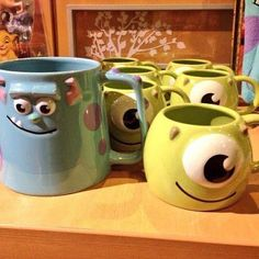 Find images and videos about love, disney and want on We Heart It - the app to get lost in what you love. Cute Coffee Mugs, Cool Mugs, Tea Mugs, Coffee Cups, Disneyland, Childrens Mugs, Disney Cups, Cute Cups, Custom Mugs