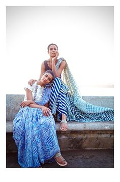 Anavila Misra's new collection will make you want to drape yourself in a saree now! Indian Attire, Indian Ethnic Wear, Indian Outfits, Indian Style, Pakistani Outfits, Indian Clothes, India Fashion, Ethnic Fashion, Asian Fashion