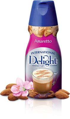 Celebrate your morning with a sweet and creamy swirl of almond flavor. Let our Amaretto coffee creamer bring you a taste of Rome in a cup. Best Coffee Creamer, Non Dairy Coffee Creamer, Homemade Coffee Creamer, Coffee Creamer Recipe, Antique Teddy Bears, Grocery Store, Tea, My Favorite Things, Early Morning