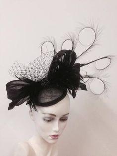 by MISS LAUREN  #millinery #HatAcademy #hats