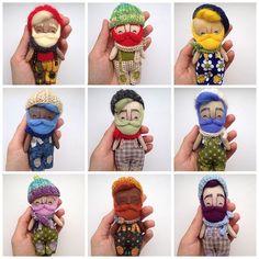 Mukla pocket man in the shop 👉🏻@mukla_doll_shop #mukladolls #dollmaker #ooakdoll #handmadetoys #handmadetoys
