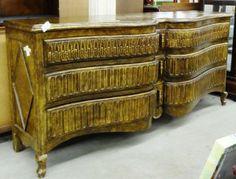 Large 6 drawer Hollywood style dresser. Price: $690.00 http://www.theguildshop.org/hollywood-style-dresser O0265 02 06/10/14