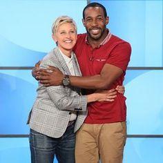 Ellen and Twitch