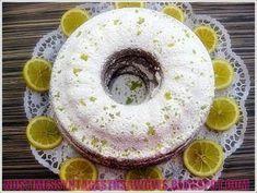 ΚΕΙΚ ΛΕΜΟΝΙ ΓΕΜΙΣΤΟ ΜΕ ΥΠΕΡΟΧΗ ΚΡΕΜΑ ΛΕΜΟΝΙΟΥ!!! - Νόστιμες συνταγές της Γωγώς! Greek Desserts, Party Desserts, Sweet Recipes, Cake Recipes, Dessert Recipes, Lemon Party, Lime Cake, Cake Fillings, Lemon Curd