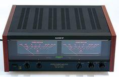 Sony TA-N77 ES stereo power amplifier