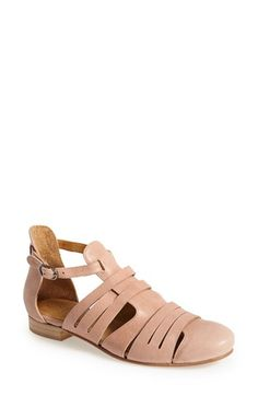 COCLICO 'Isley' Leather Flat (Women) available at #Nordstrom