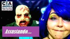 Minuto Infantil - Dicas de Halloween - Assustando... - Cia Andrea TATATA.