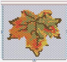 Фотография Peyote Patterns, Loom Patterns, Beading Patterns, Seed Bead Flowers, Beaded Flowers, Beading Tools, Loom Beading, Seed Bead Tutorials, Beading Tutorials