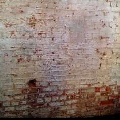 A brick wall Would be awesome in a house.