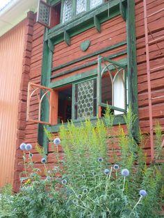Carl Larsson's home in Sundborn, Sweden