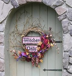 """Magick Wicca Witch Witchcraft:  """"Witches Only."""""""