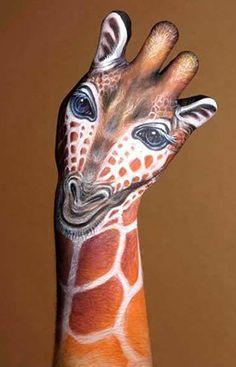 10 Best El Boyama Sanatı Images Hand Painting Art Paint Finger