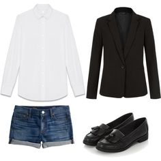 """shorts"" by tretrulienka on Polyvore"