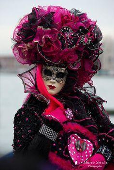 Venice Carnival 2013 | Venice Carnival 2013 on February 3, 2013 in Venice, Italy.