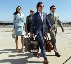 When to Wear Brown Shoes with a Suit Lesson #1