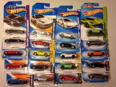 Hot Wheels Lot of 20 Ferrari & Lamborghini Cars Lot B #HotWheels #FerrariLamborghini