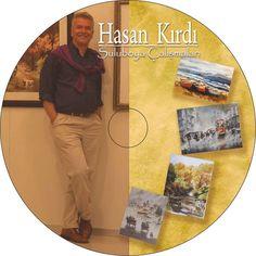 HASAN KIRDI Türkish Watercolor Artist Pianter