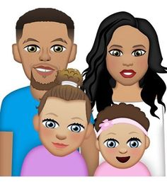 Download @stephencurry30 stephmojis in the App Store now!!!