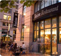 Teaism | Restaurant | at Penn Quarter,  Restaurant and Shop  400 8th Street NW  •  Washington, DC 20004 (202) 638-6010  • 877-8TEAISM