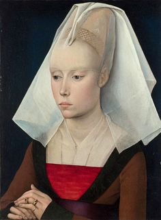 Rogier van der Weyden (1400-1464)One of my favourites a painter of grace and delicacy