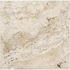 MARAZZI Travisano Trevi 18 in. x 18 in. Porcelain Floor and Wall Tile (17.6 sq. ft. / case)-ULNC at The Home Depot $2.19/sqft, $38.54/case-17.6 sqft