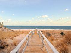 Southampton NY beach