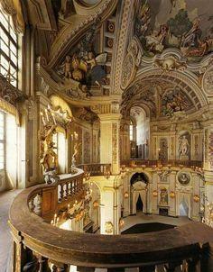 Stupinigi Palace - Torino, Italy