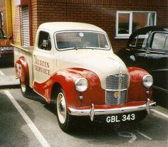 1950 Austin A40 Pikap
