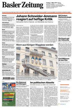 Switzerland - Basler Zeitung