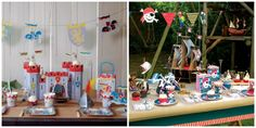 Ritterparty | Piratenparty | Ritterburg | Kindergeburtstag | Mottoparty