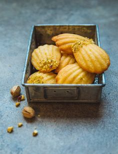 Chocolate tarts with almond cream + Claudio Corallo chocolate tasting Ottolenghi Recipes, Yotam Ottolenghi, Profiteroles, Madeleine Recipe, Fudge, Biscuits, Almond Cream, Small Cake, Macaron