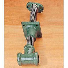 Veritas Shoulder-Vice Screw - Vice Screws - Benches, Vices & Storage - Workshop Equipment | Axminster Tools & Machinery
