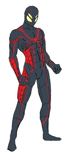 Want to discover art related to spidersona? Check out inspiring examples of spidersona artwork on DeviantArt, and get inspired by our community of talented artists. Superhero Characters, Dnd Characters, Fantasy Characters, Spiderman Web, Spiderman Suits, Spider Art, Spider Verse, Fantasy Character Design, Character Art