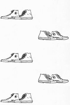 Sneakers Sketches #converse