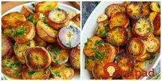 Roztopené zemiaky podľa mojej svokry s tajnou prísadou: Najdokonalejšia príloha na každú príložitosť!