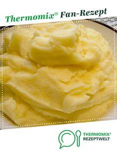 """Kartoffelbrei Kartoffelpüree """"einzigartig"""" von Sylvia Rist. Ein Thermomix ® Rezept aus der Kategorie Beilagen auf www.rezeptwelt.de, der Thermomix ® Community."""