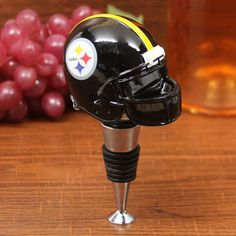 Pittsburgh Steelers Wine Stopper | Wine Stoppers, Pittsburgh ...