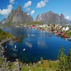 #Lofoten Islands. #Northern #Norway @Visit Norway
