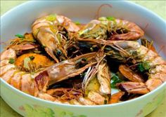 Taiwanese Pepper Prawns [Air-Fryer Recipe]    1. Soak prawns (with shell) in…