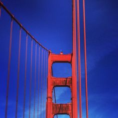 Composition in #red and #blue (c) @Artstudio23 #sanfrancisco #goldengate bridge #ikzieikzie #iPhoneography #miksang